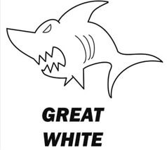 Great White Logo